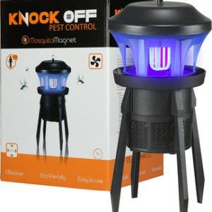 muggenlamp, muggen vangen